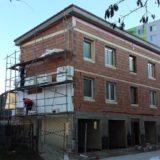 Stavebná spoločnosť QUATTRO-H - výstavba / zatepľovanie bytového domu Sofia v Šamoríne