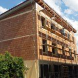 Stavebná spoločnosť QUATTRO-H - výstavba bytového domu Sofia v Šamoríne