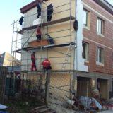 Zateplovanie QUATTRO-H - bytový dom Sofia v Šamoríne